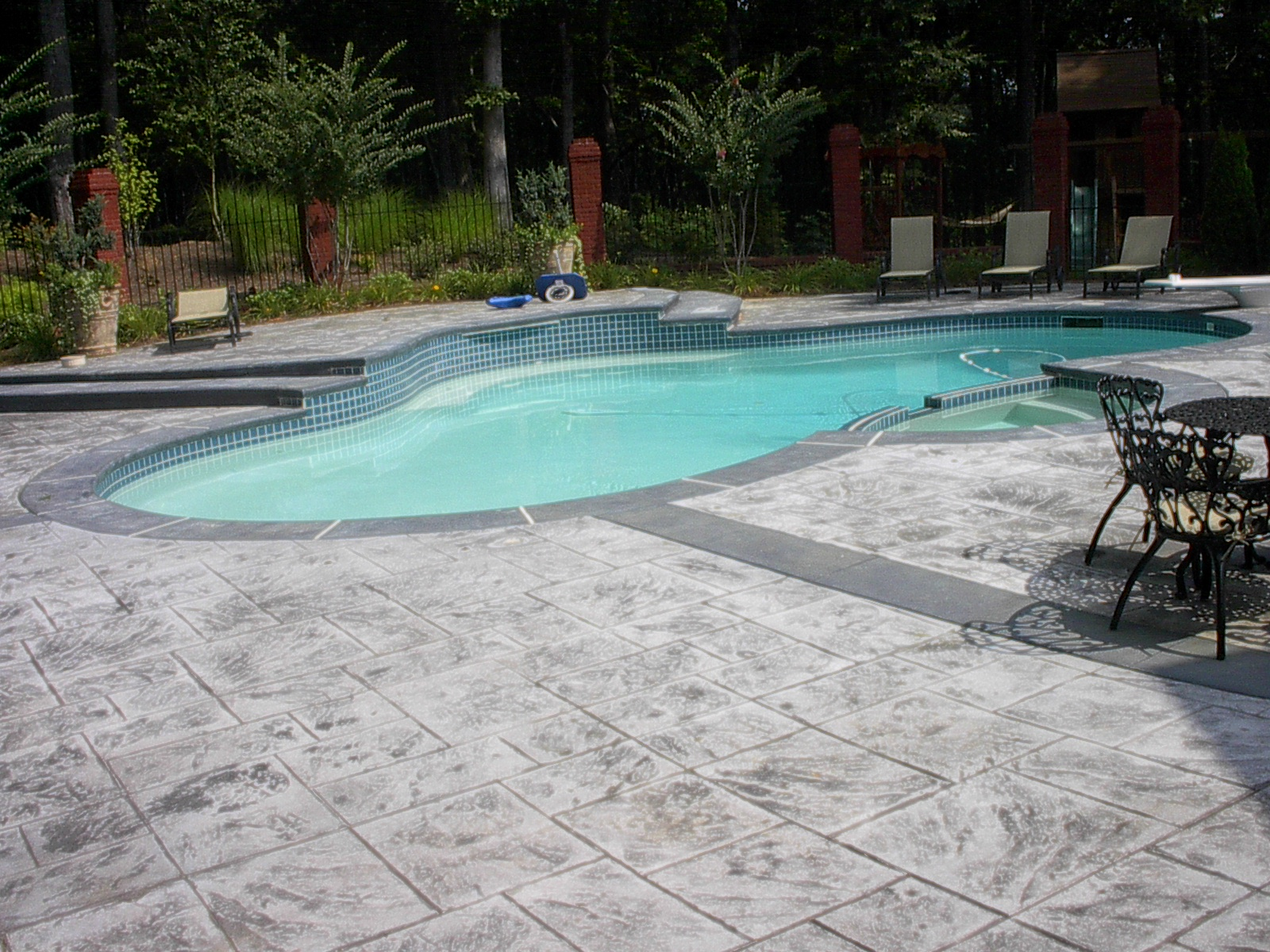 Dixie Stamped Concrete Inc Pools